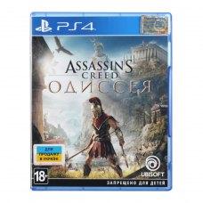Гра PS4 Assassins Creed: Одиссея [Blu-Ray диск]