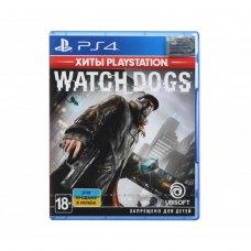 Гра PS4 Watch Dogs  (Хіти PlayStation)[Blu-Ray диск]