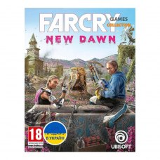 Гра PS4 Far Cry. New Dawn [Blu-Ray диск]