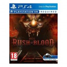 Гра PS4 Until Dawn: Rush of Blood (тільки для  VR) [Blu-Ray диск]