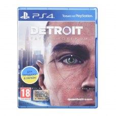 Гра PS4 Detroit. Стать Человеком [Blu-Ray диск]