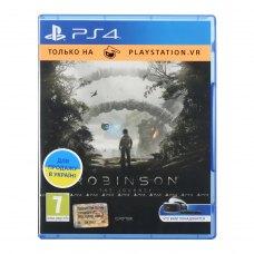 Гра PS4 Robinson. The Journey (тільки для  VR) [Blu-Ray диск]