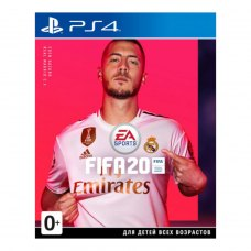Гра PS4 FIFA20 [Blu-Ray диск]