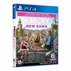 Гра PS4 Far Cry. New Dawn. Superbloom Edition  [Blu-Ray диск]