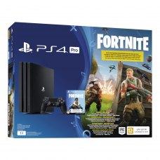 Ігрова приставка PlayStation 4 Pro 1Tb Black (Fortnite)