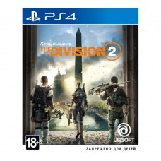 Гра PS4 Tom Clancy's The Division 2  [Blu-Ray диск]