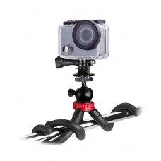 Гнучкий штатив AIRON AC74-2 (L) для екшн-камер GoPro, AIRON, SONY, ACME, Xiaomi, SJCam, EKEN, ThiEYE