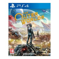 Гра PS4 The Outer Worlds [Blu-Ray диск]