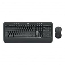 Комплект бездротовий (клавіатура+мишка), Logitech Wireless Combo MK540 Advanced (920-008686)