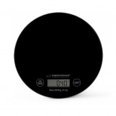 Ваги кухоннi електронні Esperanza Scales EKS003K Black