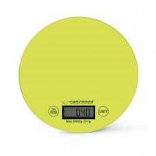 Ваги кухоннi електронні Esperanza Scales EKS003G Green