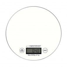 Ваги кухоннi електронні Esperanza Scales EKS003W White