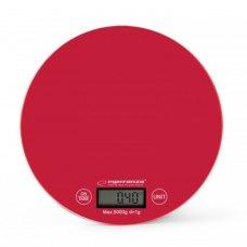 Ваги кухоннi електронні Esperanza Scales EKS003R Red