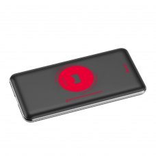 Зовнішній акумулятор Baseus Simbo Smart Power Bank 10000mAh Black