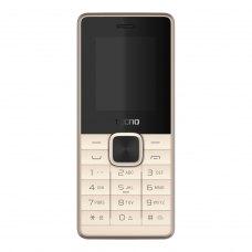 (УЦІНКА)Мобільний телефон TECNO T349 Champagne Gold** потертості екрану, вітринний