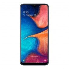(УЦІНКА)Смартфон Samsung Galaxy A20 (A205F) Blue ** незначні царапини дисплею та корпусу