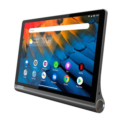 Планшет Lenovo Yoga Smart Tab LTE 4/64 Iron Grey (ZA530006UA)
