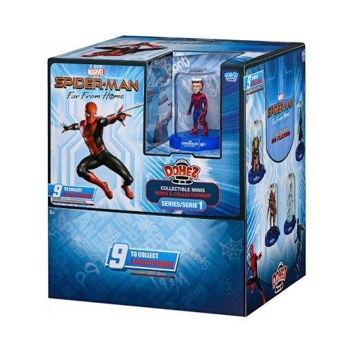 Коллекционная фигурка Jazwares Domez Marvels Spider-Man Far From Home