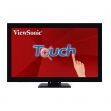 LCD Monitor  VIEWSONIC  TD2760  27  Business/Touch  Touchscreen  Panel MVA  1920x1080  16:9  60Hz  6 ms  Speakers  Height adjustable  Ti