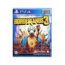 Гра PS4 Borderlands 3 [Blu-Ray диск]