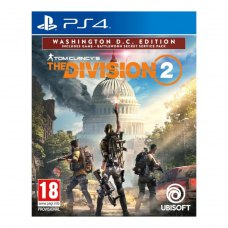 Гра PS4 Tom Clancys The Division 2. Washington D.C. Edition [Blu-Ray диск]