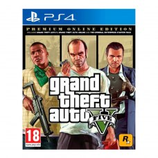 Гра PS4 Grand Theft Auto V Premium Edition [Blu-Ray диск]