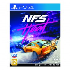 Гра PS4 Need For Speed Heat [Blu-Ray диск]