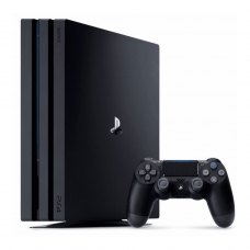 Ігрова приставка PlayStation 4 Pro 1Tb Black (God of War & Horizon Zero Dawn CE)