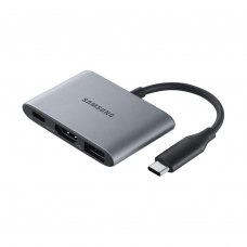 Адаптер Multipoint (HDMI, USB 3.0, USB-C) Samsung EE-P3200BJEGWW Black