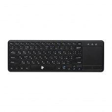 Бездротова тачпад клавіатура 2E KT100 BLACK (2E-KT100WB)
