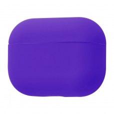Airpods Pro Silicon case, Purple