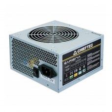 Блок живлення 400W, Chieftec GPA-400S8 ATX2.2 24+4, CE, TUV, 1fan 12см, активна PFC, OEM