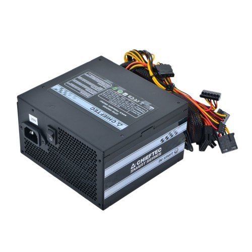 Блок живлення Chieftec Smart (GPS-450A8) 450Вт Retail