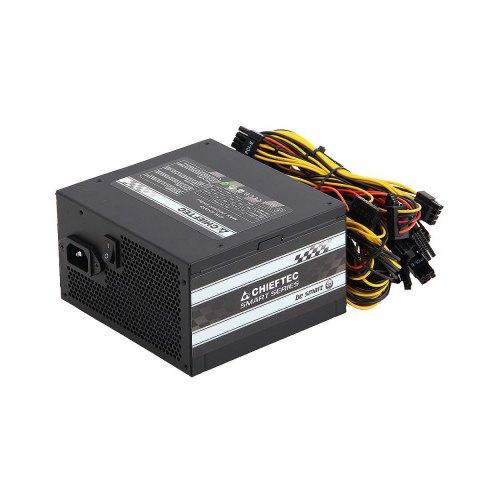 Блок живлення Chieftec Smart (GPS-550A8) 550Вт Retail