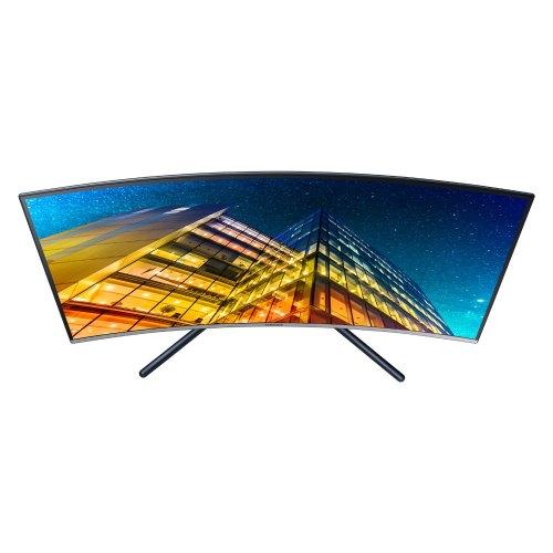 Монітор, Samsung Curved U32R590CWI (LU32R590CWIXCI), 31.5, VA, 3840x2160, 60Гц