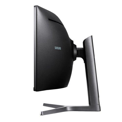Монітор, Samsung Curved C49RG90SSI (LC49RG90SSIXCI), 48.8, VA, 5120x1440, 120Гц