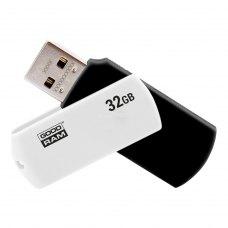USB флеш 32Gb GoodRam UCO2 32GB Black-White (UCO2-0320KWR11)