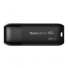 USB флеш 16Gb Team C173 USB 2.0 Pearl Black (TC17316GB01)