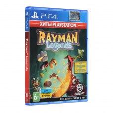 Гра для PS4 Rayman Legends [Blu-Ray диск]