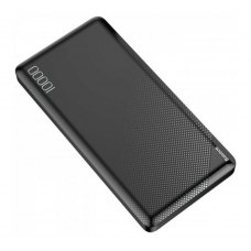 Зовнішній акумулятор Powerbank Baseus Mini Cu power bank 10000mAh (2 USB, 2.1A output/micro input) Black