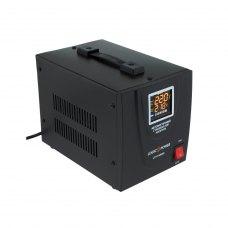 Стабілізатор напруги LogicPower LPT-1500RD Black (LP4437)