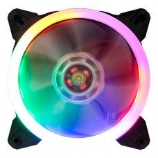 Вентилятор корпусний 1stPlayer R1 Color LED bulk; 120х120х25мм, 4-pin