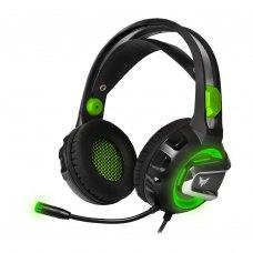 Гарнітура Crown CMGH-3002 Green