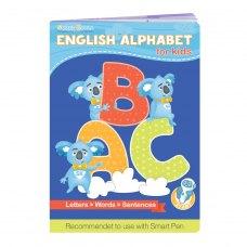 Інтерактивна навчальна книга Smart Koala, ENGLISH ALPHABET