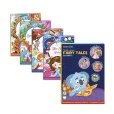 Набір з 4 інтерактивних казок Smart Koala, Fairy Tales (Season 2)