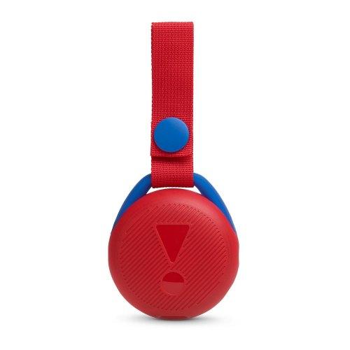Акустична система JBL Kids JR POP Bluetooth (JBLJRPOPRED), Red