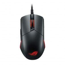 Мишка ігрова ASUS ROG Pugio USB Black (90MP00L0-B0UA00)