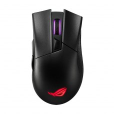 Мишка бездротова ігрова Asus ROG Gladius II WL + BT Black (90MP00Z0-B0UA00)