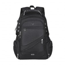 Рюкзак 2E, SmartPack 16, чорний (2E-BPN6316BK)