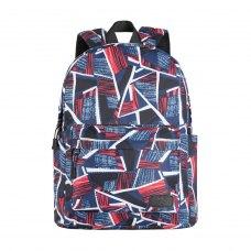 Рюкзак для ноутбука, 13, 2Е TeensPack Absrtraction (2E-BPT6114RB)